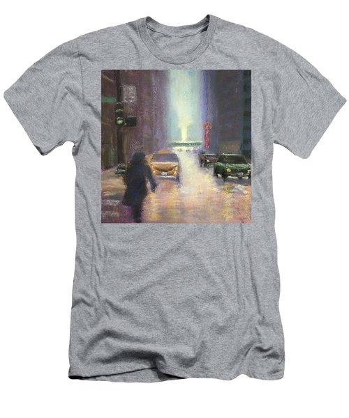 Walk Men's T-Shirt (Athletic Fit)