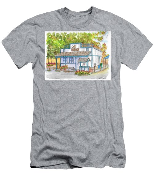 Walker Burger In Walker, California Men's T-Shirt (Athletic Fit)