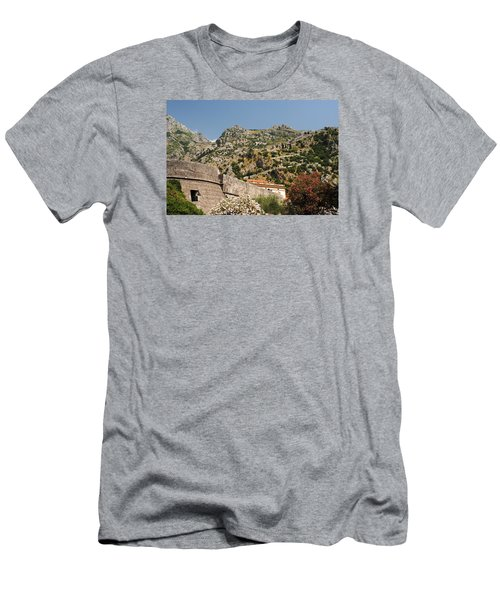Walls Of Kotor Men's T-Shirt (Athletic Fit)