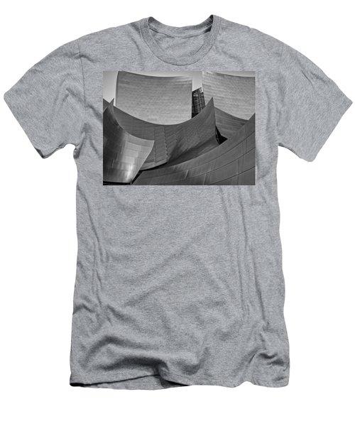 Walt Disney Concert Hall Two Men's T-Shirt (Athletic Fit)