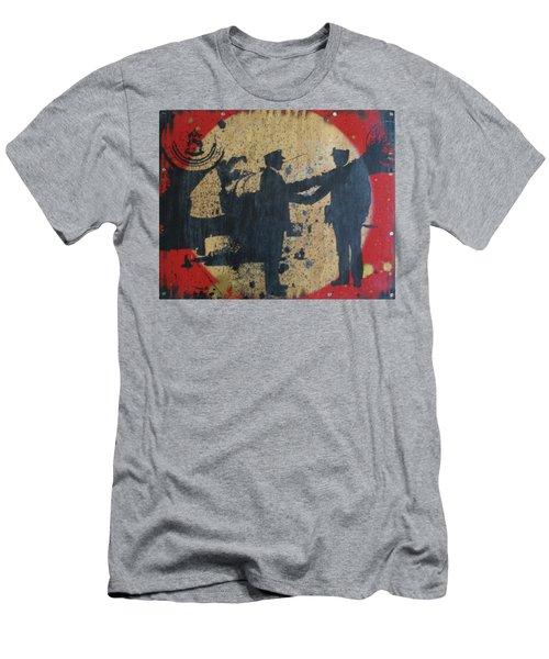 War Mongers Men's T-Shirt (Athletic Fit)