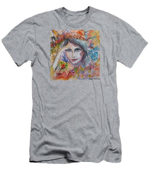 Warm Autumn Men's T-Shirt (Athletic Fit)