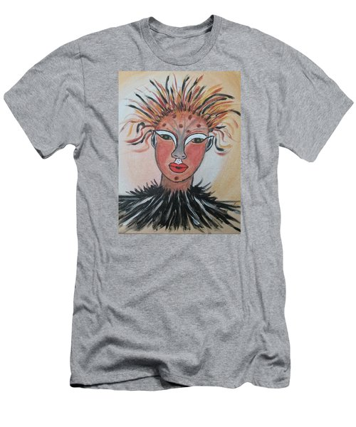 Warrior Woman  #3 Men's T-Shirt (Slim Fit) by Sharyn Winters