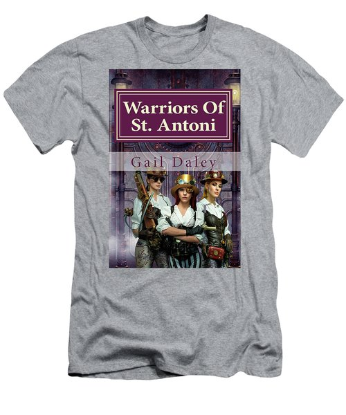 Warriors Of St. Antoni Men's T-Shirt (Slim Fit)