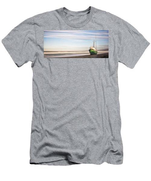 Washed Ashore Men's T-Shirt (Slim Fit) by Jon Glaser