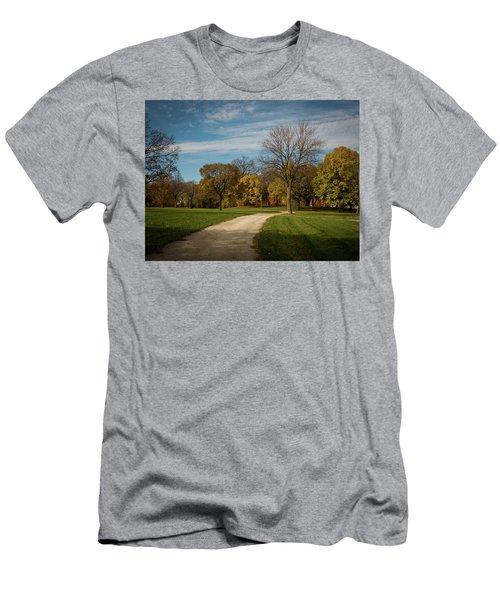 Washington Walkway Men's T-Shirt (Athletic Fit)