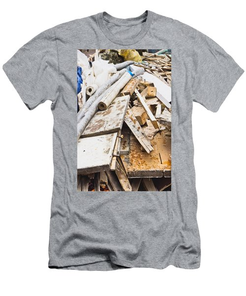 Waste Wood Men's T-Shirt (Athletic Fit)