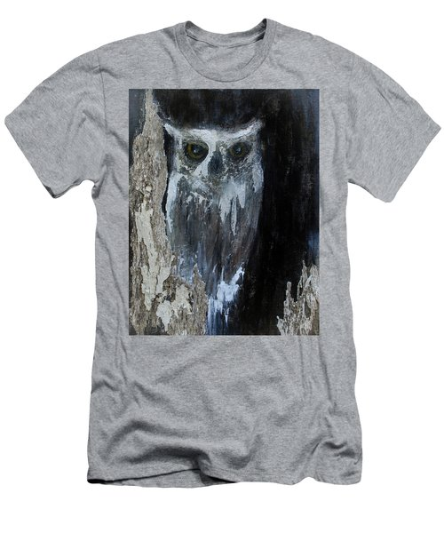 Watcher Of The Woods Men's T-Shirt (Athletic Fit)