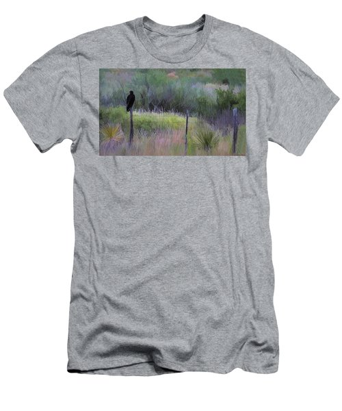 Watchful Eye Men's T-Shirt (Athletic Fit)
