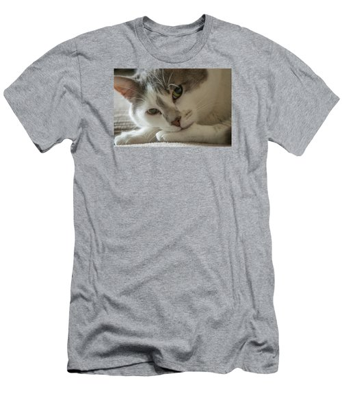 Watching Me, Watching You Men's T-Shirt (Athletic Fit)