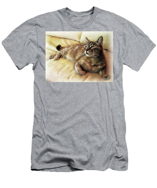 Watching The Birds Go By Men's T-Shirt (Athletic Fit)