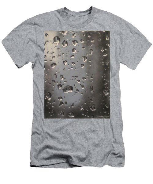 Drip Men's T-Shirt (Athletic Fit)