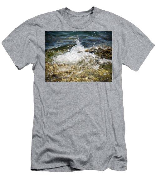 Water Elemental Men's T-Shirt (Athletic Fit)