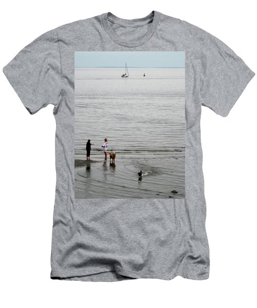 Water Fun Men's T-Shirt (Athletic Fit)