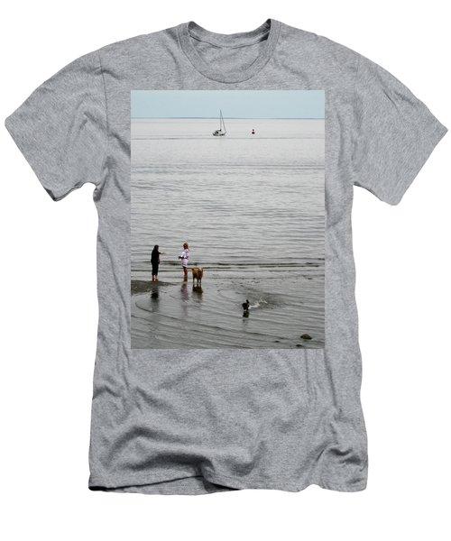 Water Fun Men's T-Shirt (Athletic Fit)