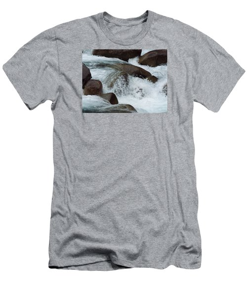 Water Spirits II Men's T-Shirt (Athletic Fit)