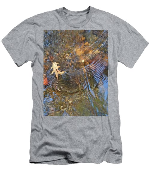 Water World 218 Men's T-Shirt (Slim Fit) by George Ramos