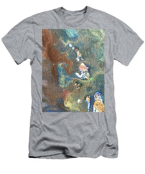 Waterburst Men's T-Shirt (Athletic Fit)