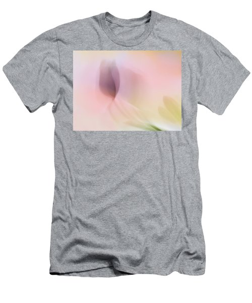 Watercolor Tulips Men's T-Shirt (Athletic Fit)