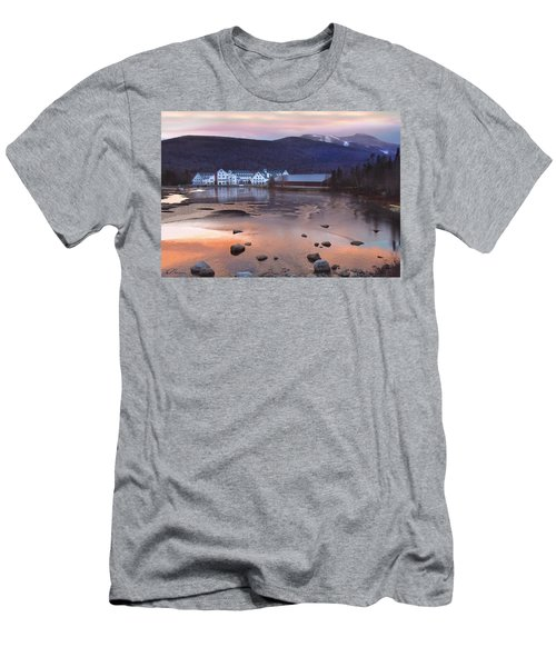 Waterville Valley Sunset Men's T-Shirt (Athletic Fit)