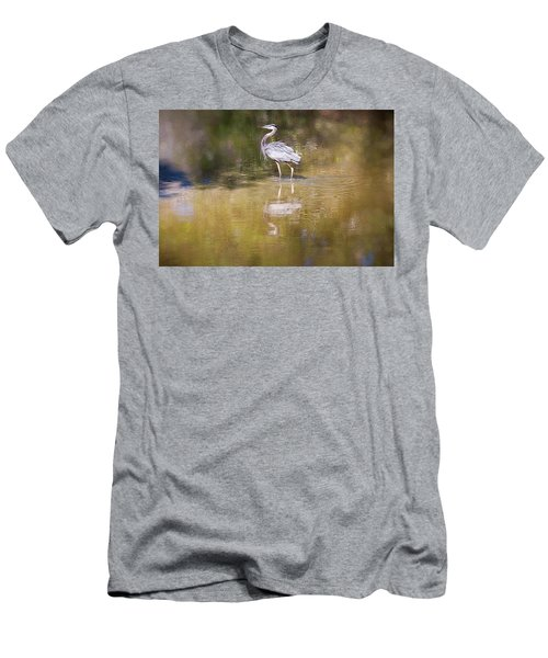 Watery World - Men's T-Shirt (Athletic Fit)