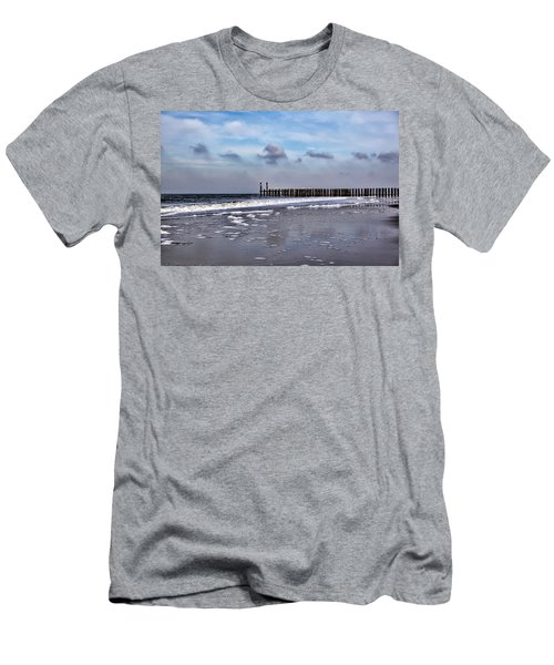 Wave Breakers Men's T-Shirt (Athletic Fit)