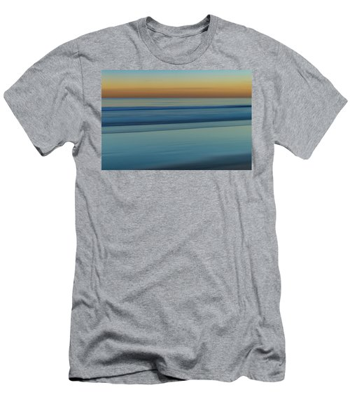 Wave Tracks 3 Men's T-Shirt (Athletic Fit)
