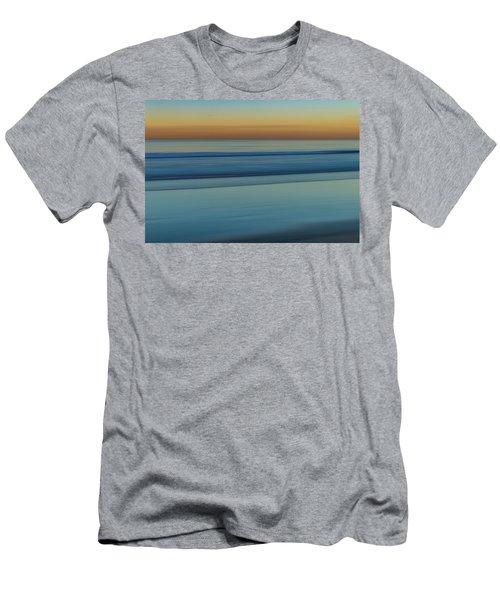 Wave Tracks 3 Men's T-Shirt (Athletic Fit)