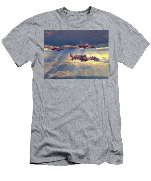 Way Point Alpha V2 Men's T-Shirt (Athletic Fit)