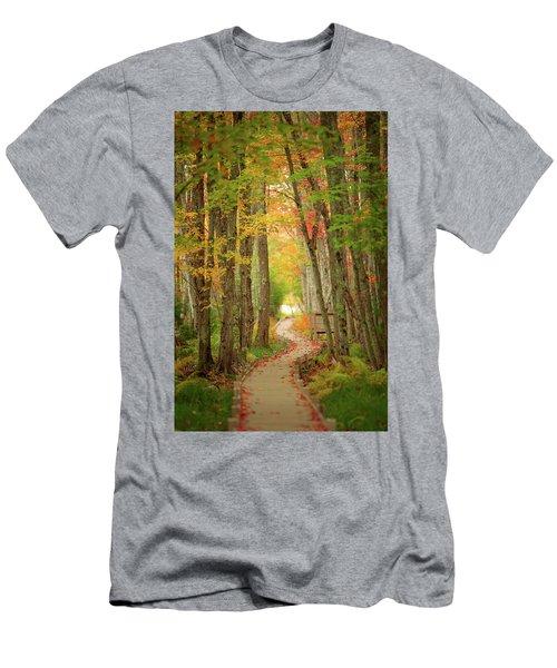 Way To Sieur De Monts  Men's T-Shirt (Athletic Fit)