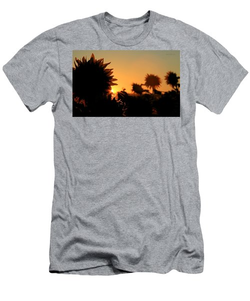 We Are Sunflowers Men's T-Shirt (Athletic Fit)