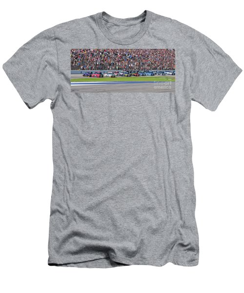 We Have A Race Men's T-Shirt (Athletic Fit)