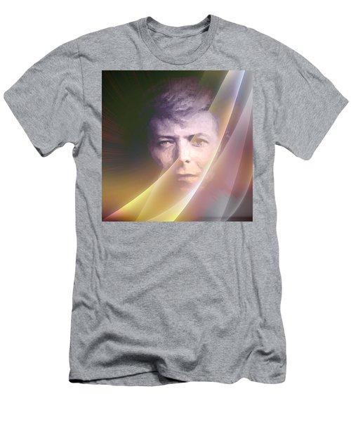 We Love You David Men's T-Shirt (Athletic Fit)