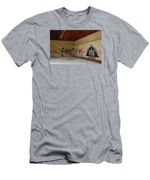 Wear House  Men's T-Shirt (Athletic Fit)