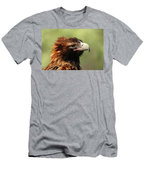 Men's T-Shirt (Slim Fit) featuring the photograph Wedge-tailed Eagle by Marion Cullen