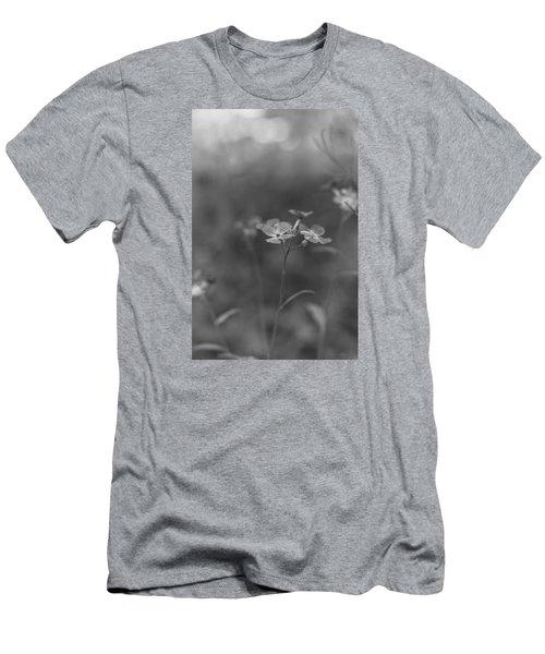 Weed 3 Men's T-Shirt (Slim Fit) by Simone Ochrym
