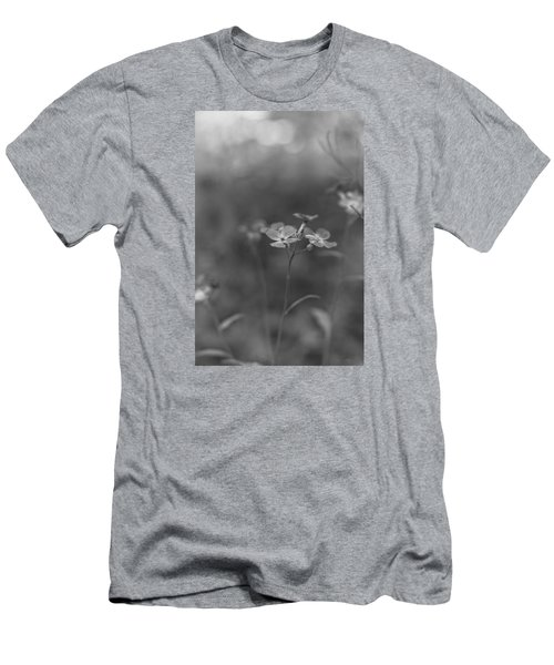 Weed 3 Men's T-Shirt (Athletic Fit)