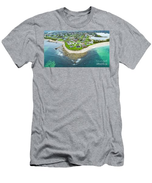 Weekapaug Point Men's T-Shirt (Athletic Fit)
