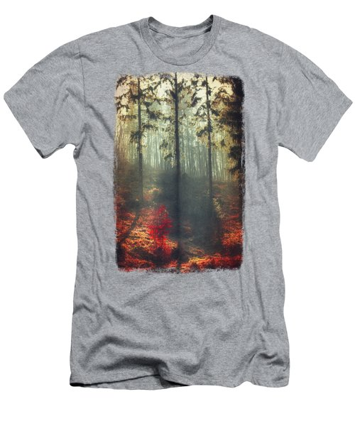 Weight Of Light Men's T-Shirt (Athletic Fit)