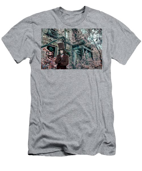 Welcome 2 My Nightmare Men's T-Shirt (Athletic Fit)