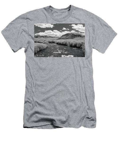 West Fork, Big Lost River Men's T-Shirt (Athletic Fit)