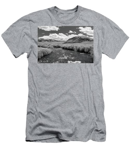 West Fork, Big Lost River Men's T-Shirt (Athletic Fit)