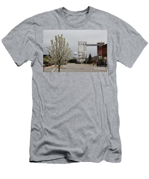 West Reed Street Men's T-Shirt (Athletic Fit)