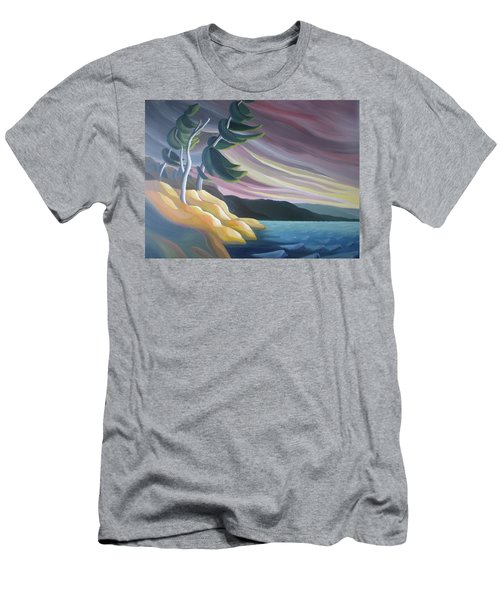 West Wind Men's T-Shirt (Athletic Fit)