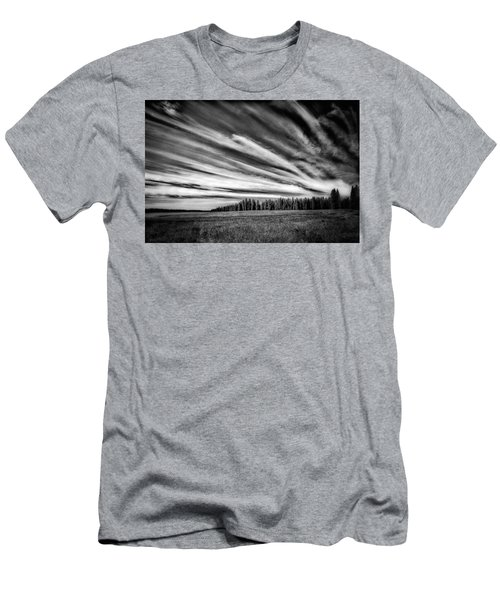 Western Colorado Men's T-Shirt (Athletic Fit)