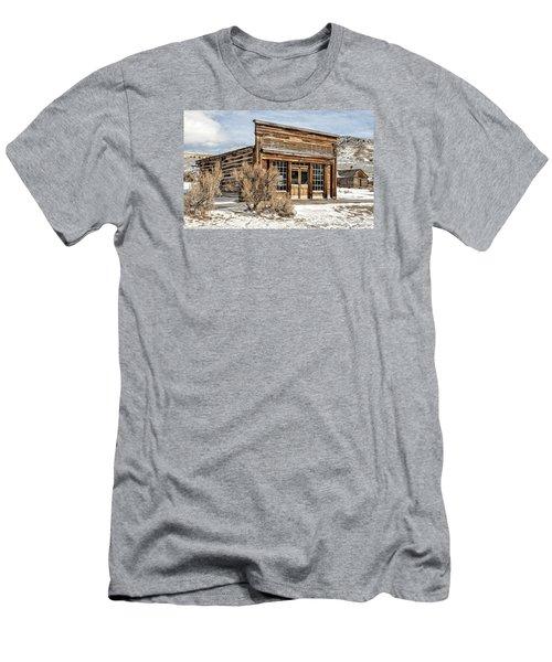 Western Saloon Men's T-Shirt (Athletic Fit)