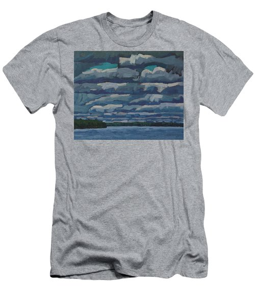 Westport Stratocumulus Virga Men's T-Shirt (Athletic Fit)