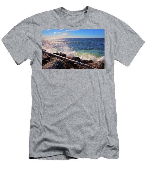 Westport Waves Men's T-Shirt (Athletic Fit)