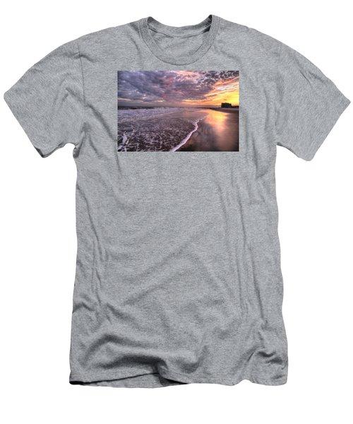 Wet Boots Men's T-Shirt (Slim Fit) by John Loreaux