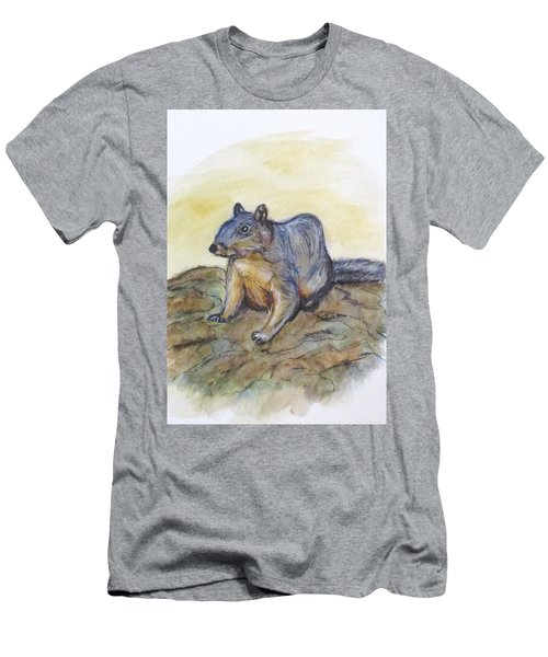 What Are You Looking At? Men's T-Shirt (Slim Fit) by Clyde J Kell